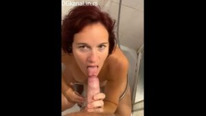 Mature Loves To Suck Cock