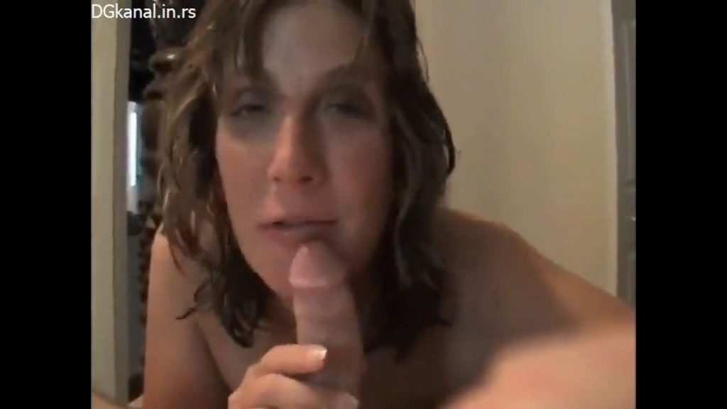 Milf Loves Sucking His Dick And Dirty Talk